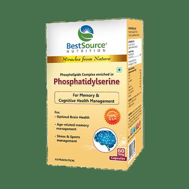 BestSource Nutrition Phosphatidylserine Capsule