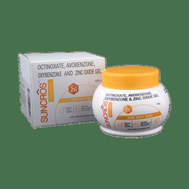Suncros SPF 26 Aqua Gel
