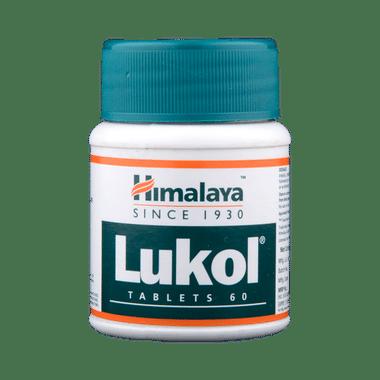 Himalaya Lukol Tablet
