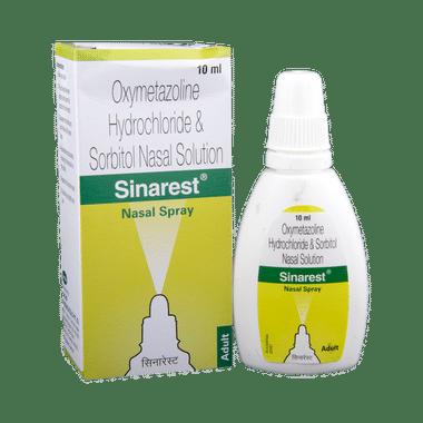 Sinarest Adult Nasal Spray