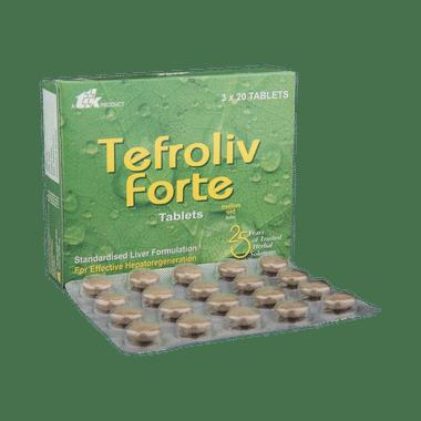 Tefroliv Forte Tablet
