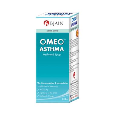 Bjain Omeo Asthma Syrup