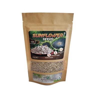 Wonderelements Raw Sunflower Seeds