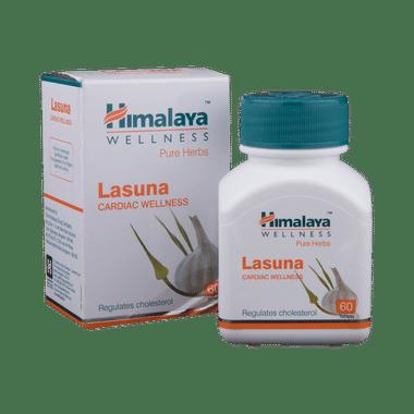 Himalaya Wellness Pure Herbs Lasuna Cardiac Wellness Tablet