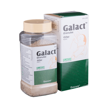 Galact Granules Elaichi