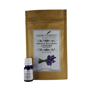 Dark Forest Organic Bulgarian Lavender Essential Oil