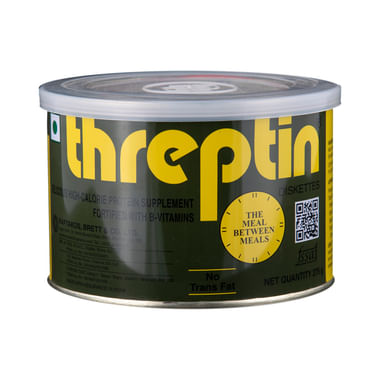 Threptin High-Calorie Protein Vanilla Diskette