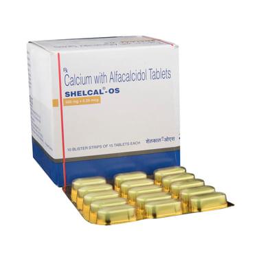 Shelcal -OS Tablet