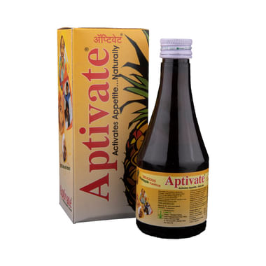 Aptivate Syrup Pineapple