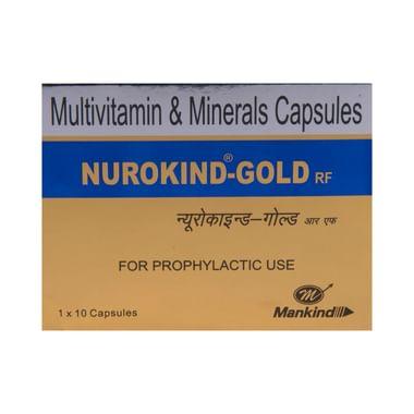 Nurokind -Gold RF Capsule