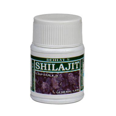 Dehlvi Naturals Shilajit Capsule