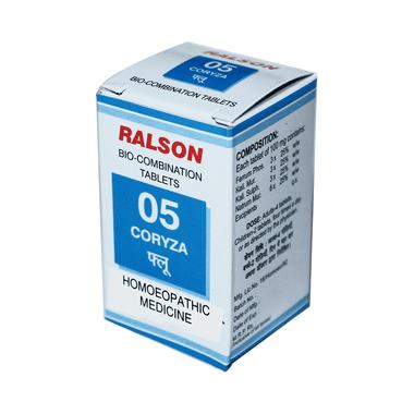 Ralson Remedies Bio-Combination 05 Tablet