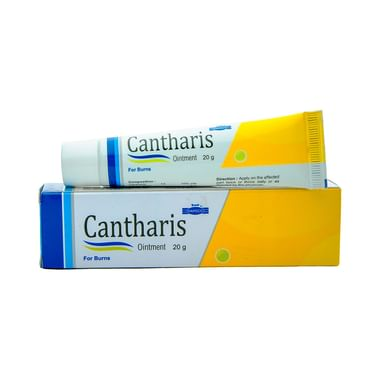 Hapdco Cantharis Ointment