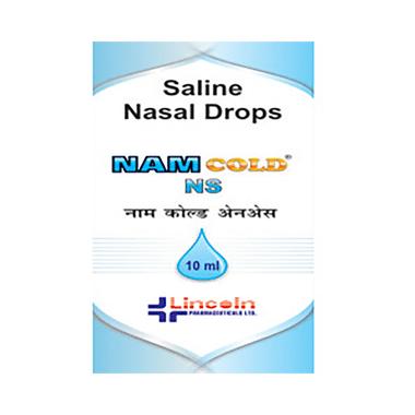 Nam Cold Adult Nasal Drops