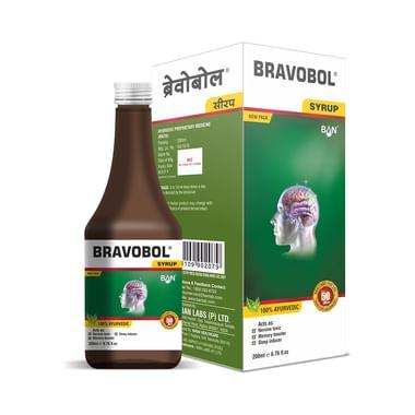 Bravobol Syrup
