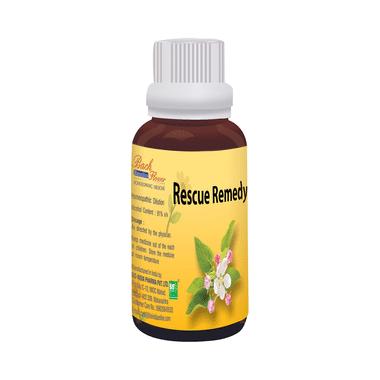 Bio India Bach Flower Rescue Remedy
