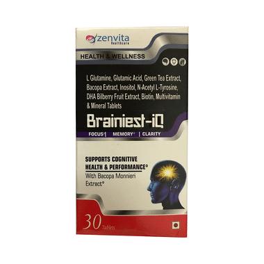 Brainiest-IQ Tablet
