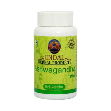Jindal Herbal Ashwagandha Tablet