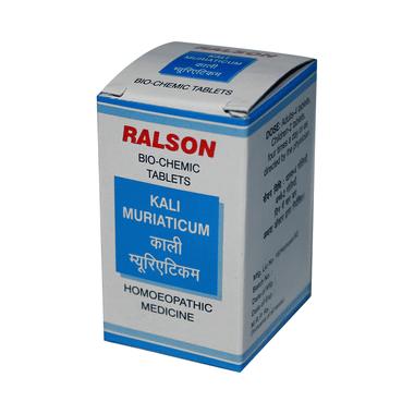 Ralson Remedies Kali Muriaticum Biochemic Tablet 6X