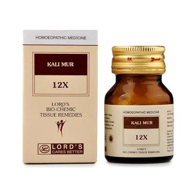 Lord's Kali Mur Biochemic Tablet 12X