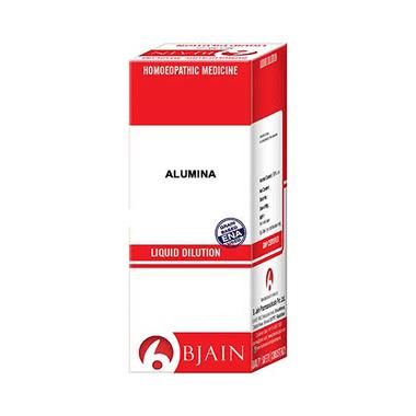 Bjain Alumina Dilution 200 CH