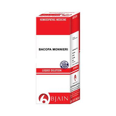 Bjain Bacopa Monnieri Dilution 12 CH
