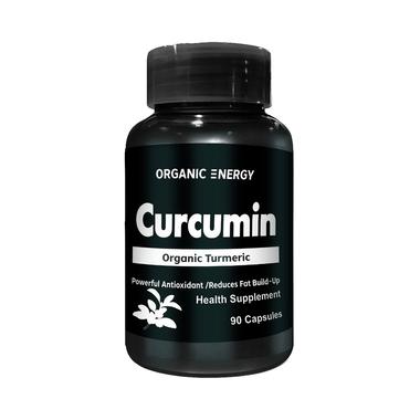 Organic Energy Curcumin Capsule