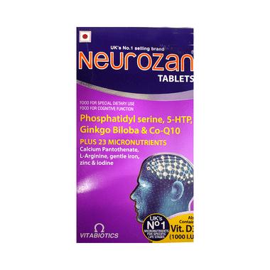 न्यूरोज़ैन टैबलेट