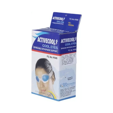 Vissco Activecool H-1045 Cool Eyes Orthopaedic Support Universal