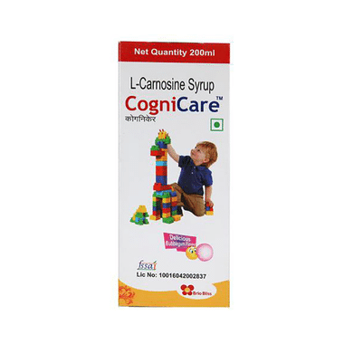Cognicare Syrup