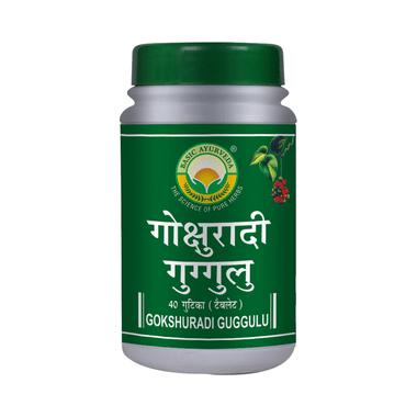 Basic Ayurveda Gokshuradi Guggulu Tablet