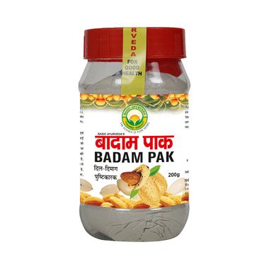 Basic Ayurveda Badam Pak