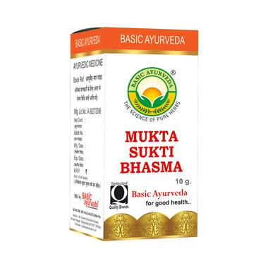 Basic Ayurveda Muktashukti Bhasma