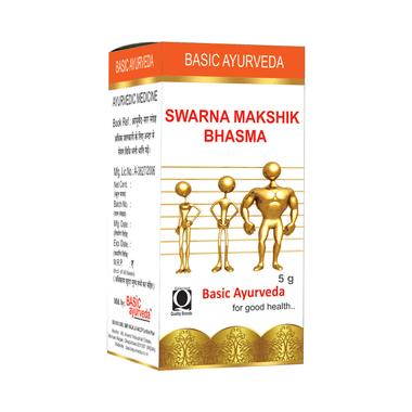 Basic Ayurveda Swarna Makshik Bhasma