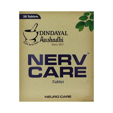 Dindayal Aushadhi Nerv Care Tablet