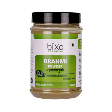 Bixa Botanical Brahmi Powder