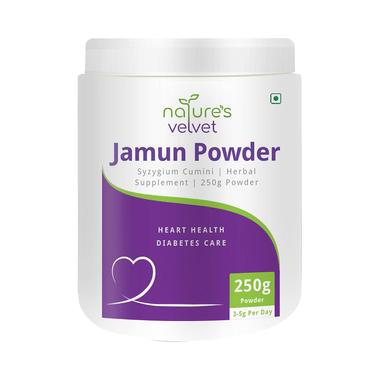 Nature's Velvet Jamun Powder