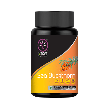1 Tree Sea Buckthorn Veg Capsule