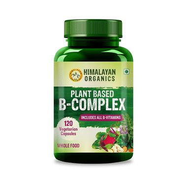Himalayan Organics Plant Based B-Complex Vegetarian Capsule