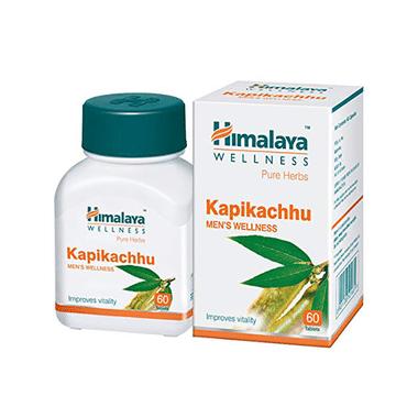 Himalaya Wellness Pure Herbs Kapikachhu Men's Health Tablet