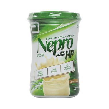 Nepro HP Powder Vanilla Toffee
