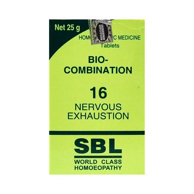 SBL Bio-Combination 16 Tablet