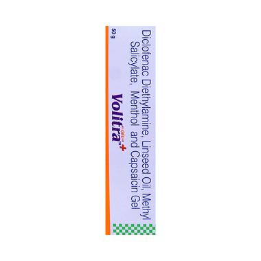 Volitra Plus Gel