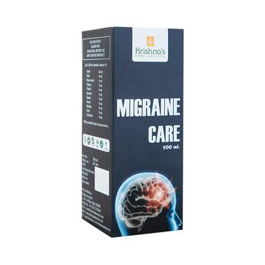 Krishna's Migraine Care Juice