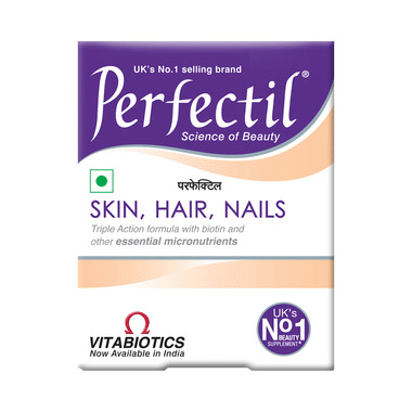Perfectil Skin, Hair, Nail Supplement Tablet