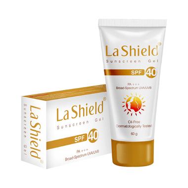 La Shield Sunscreen Gel SPF 40