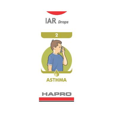 Hapro IAR Drop No. 02 (For Asthma)
