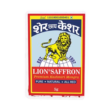 Lion Saffron Premium Kashmiri Mongra