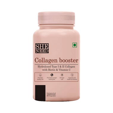 SheNeed Collagen Booster Capsule